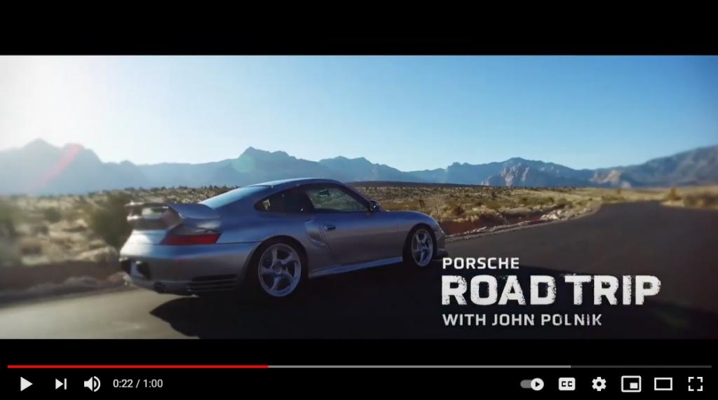 Porsche Road Trip Pluto TV
